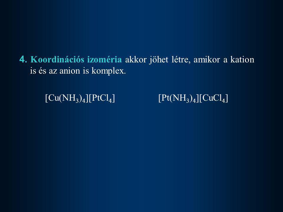 [Cu(NH3)4][PtCl4] [Pt(NH3)4][CuCl4]